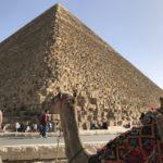 エジプト来たらここでしょ?ギザのピラミッドを見てきた