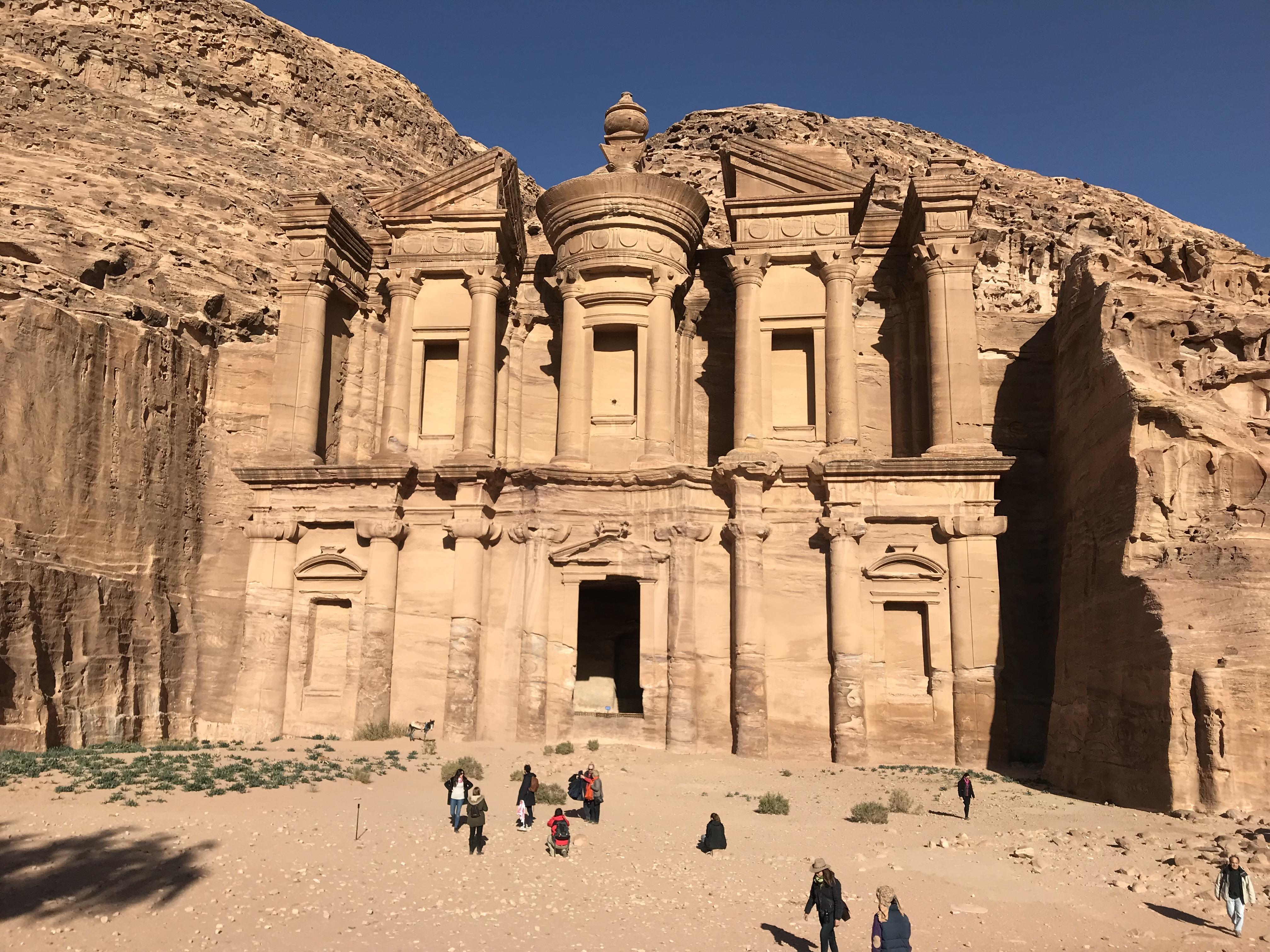 修道院エド・ディル(Ad Deir)
