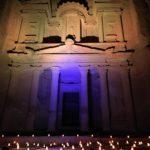 Petra by Night(ペトラバイナイト)で感動の夜を過ごす
