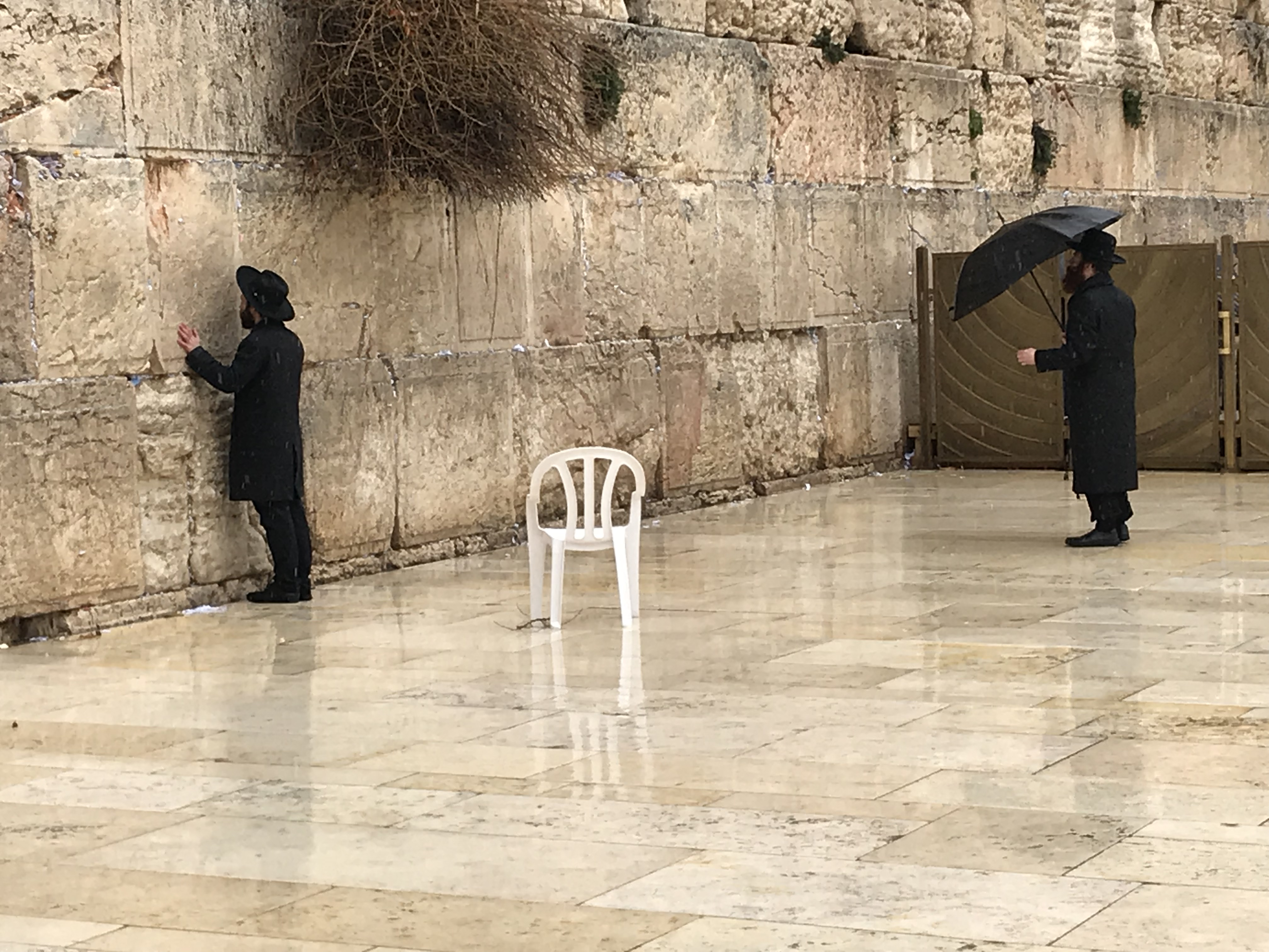エルサレム 嘆きの壁