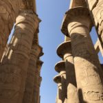 ルクソールのカルナック神殿がロマン詰まりすぎ