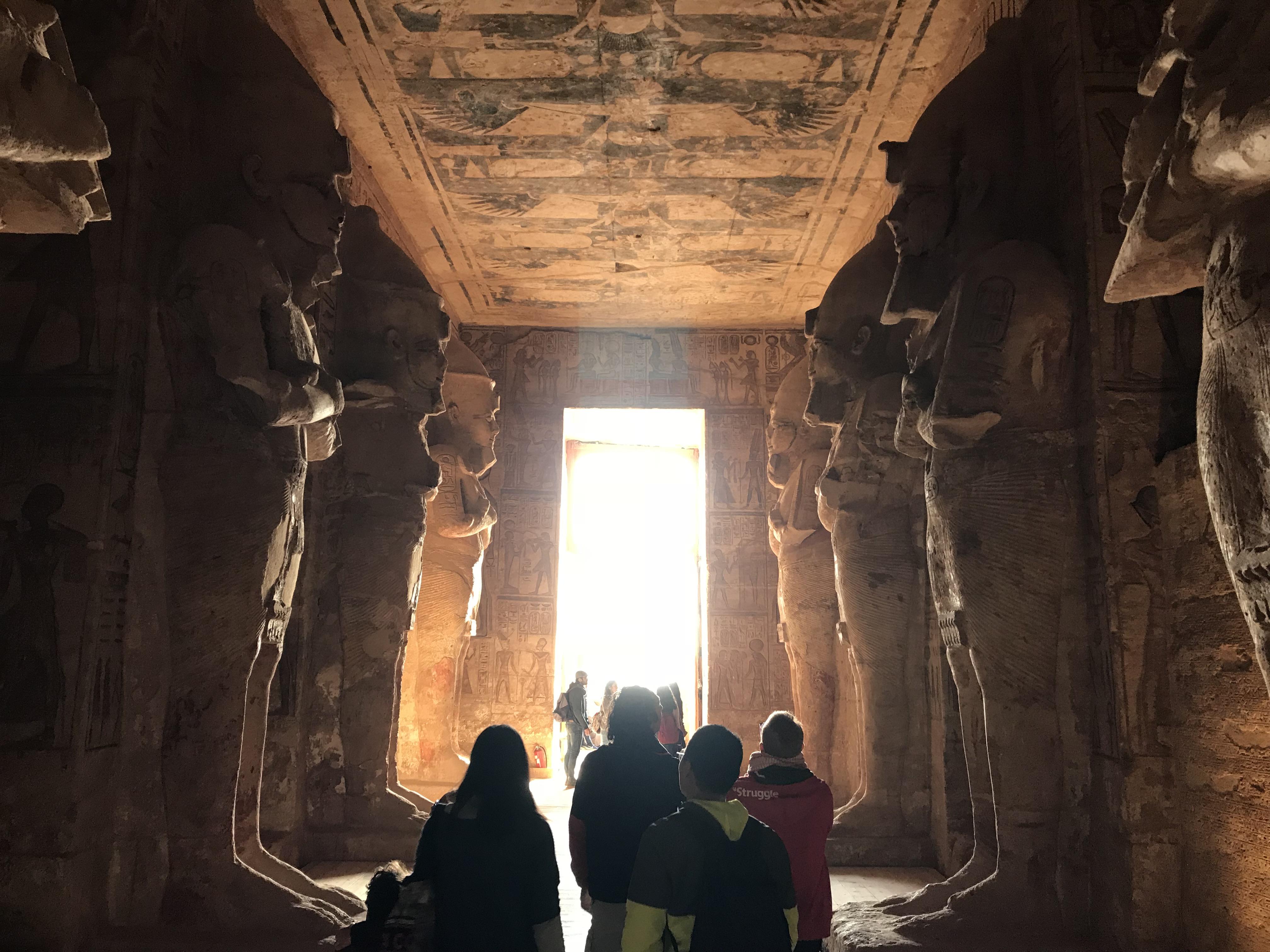 アブシンベル神殿