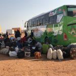 【2019年版】エジプトのアスワンからスーダンへバスで陸路国境越え