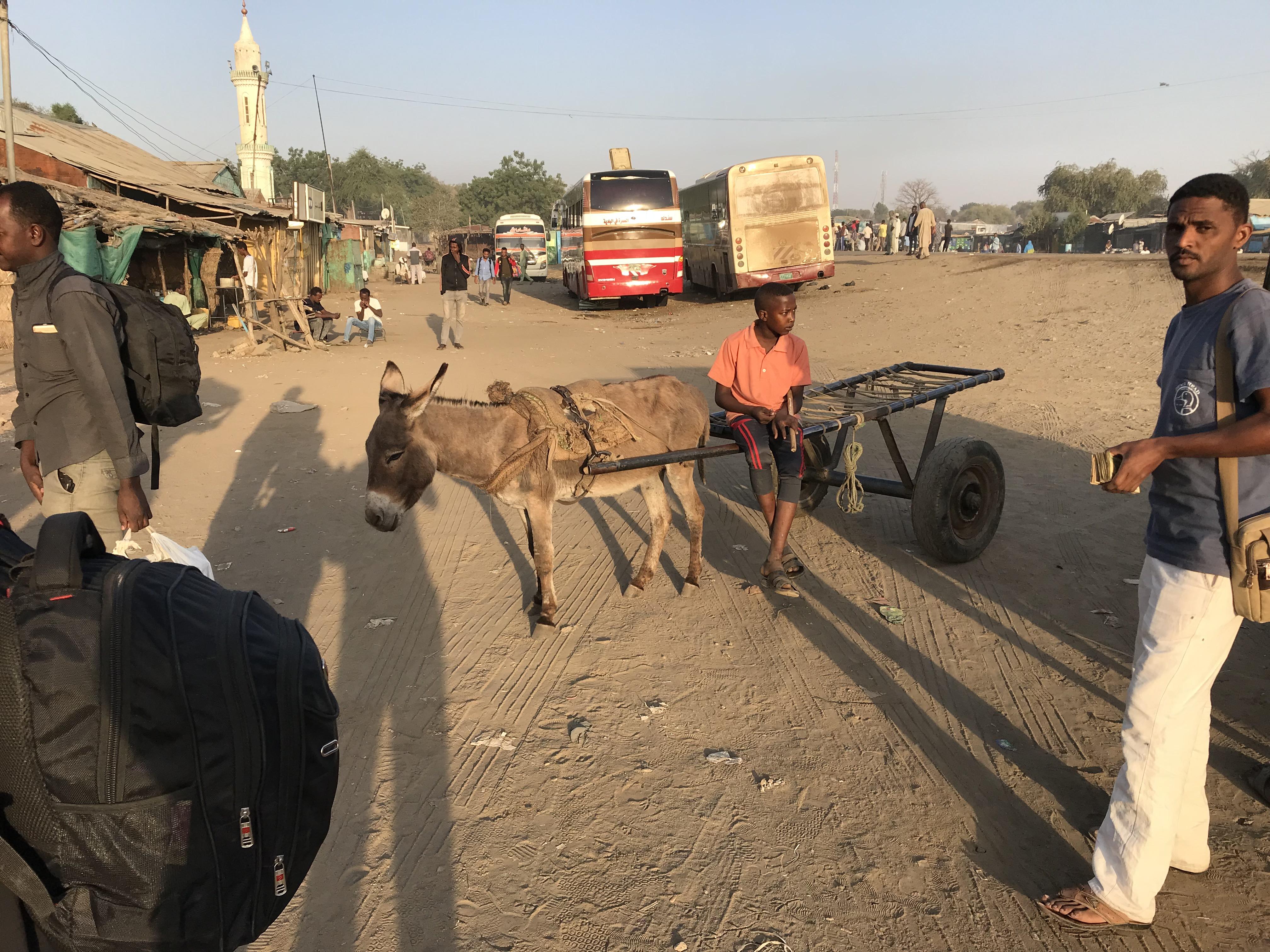 スーダンとエチオピアの国境