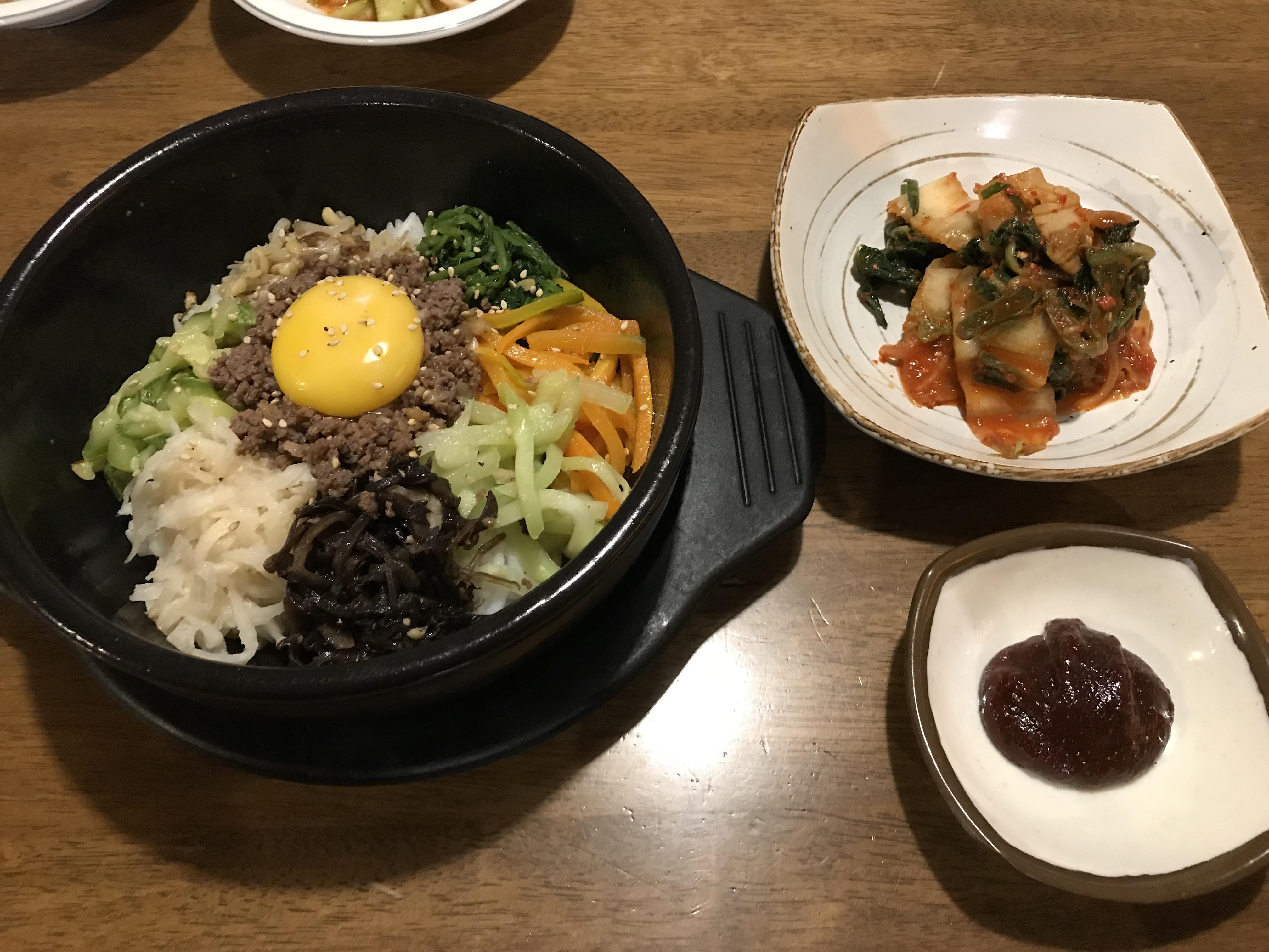 マダガスカル韓国料理