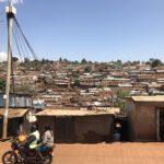 ナイロビのキベラスラムに潜入