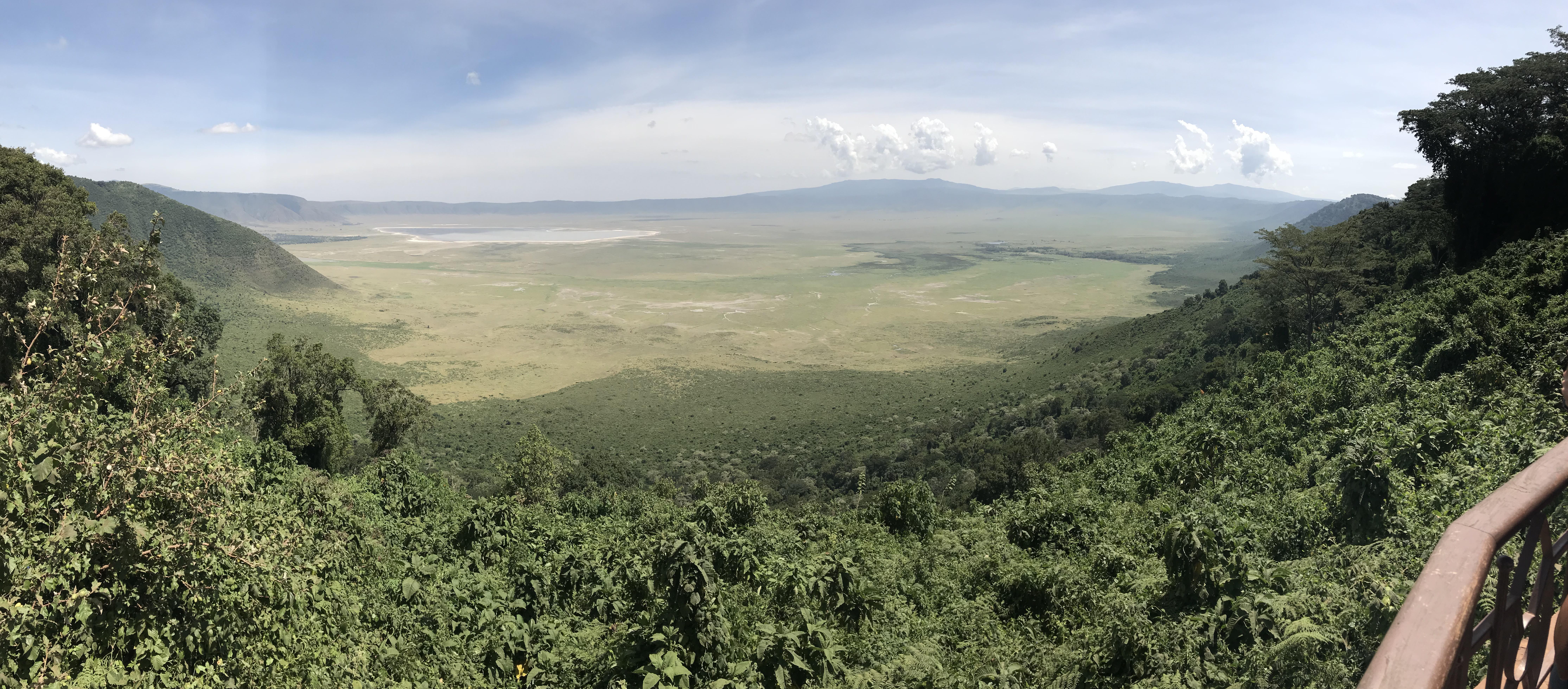 ンゴロンゴロ・クレーター・サファリ・パーク