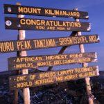 キリマンジャロ登山【6日目】吹雪の中、最終アタック決行!ついにキリマンジャロ山頂へ
