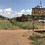 キリマンジャロ登山の拠点の町モシ