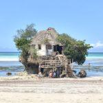 ザンジバルで一番行きたかった海上レストラン ザ・ロック