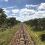 タンザニアから電車でザンビアに国境越え