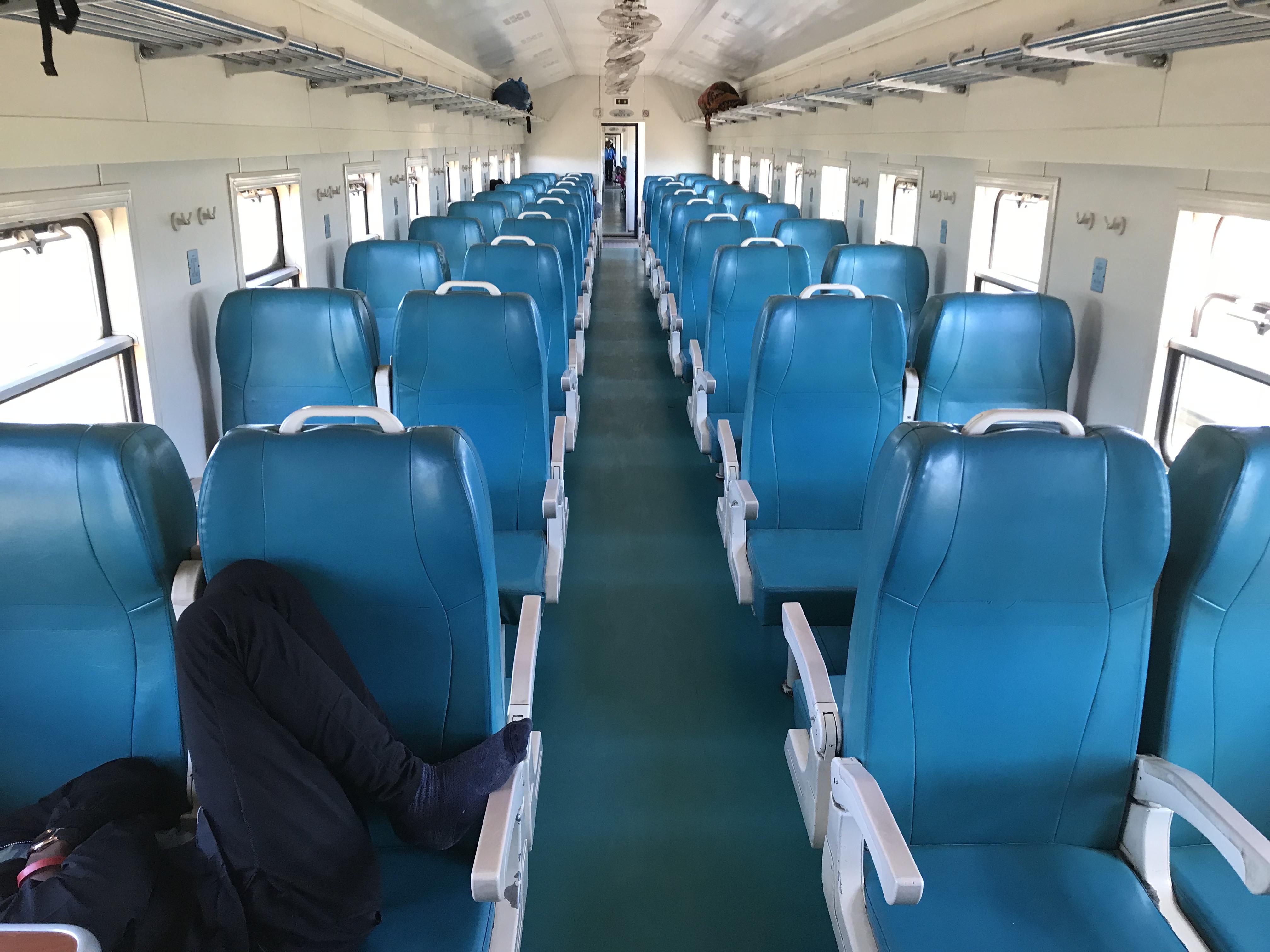 タンザン鉄道
