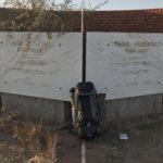ボツワナのマウンからナミビアへ陸路国境越え