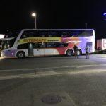 ナミビアから南アフリカにバスで陸路国境越え(ケープタウンでの詐欺の注意事項アリ)