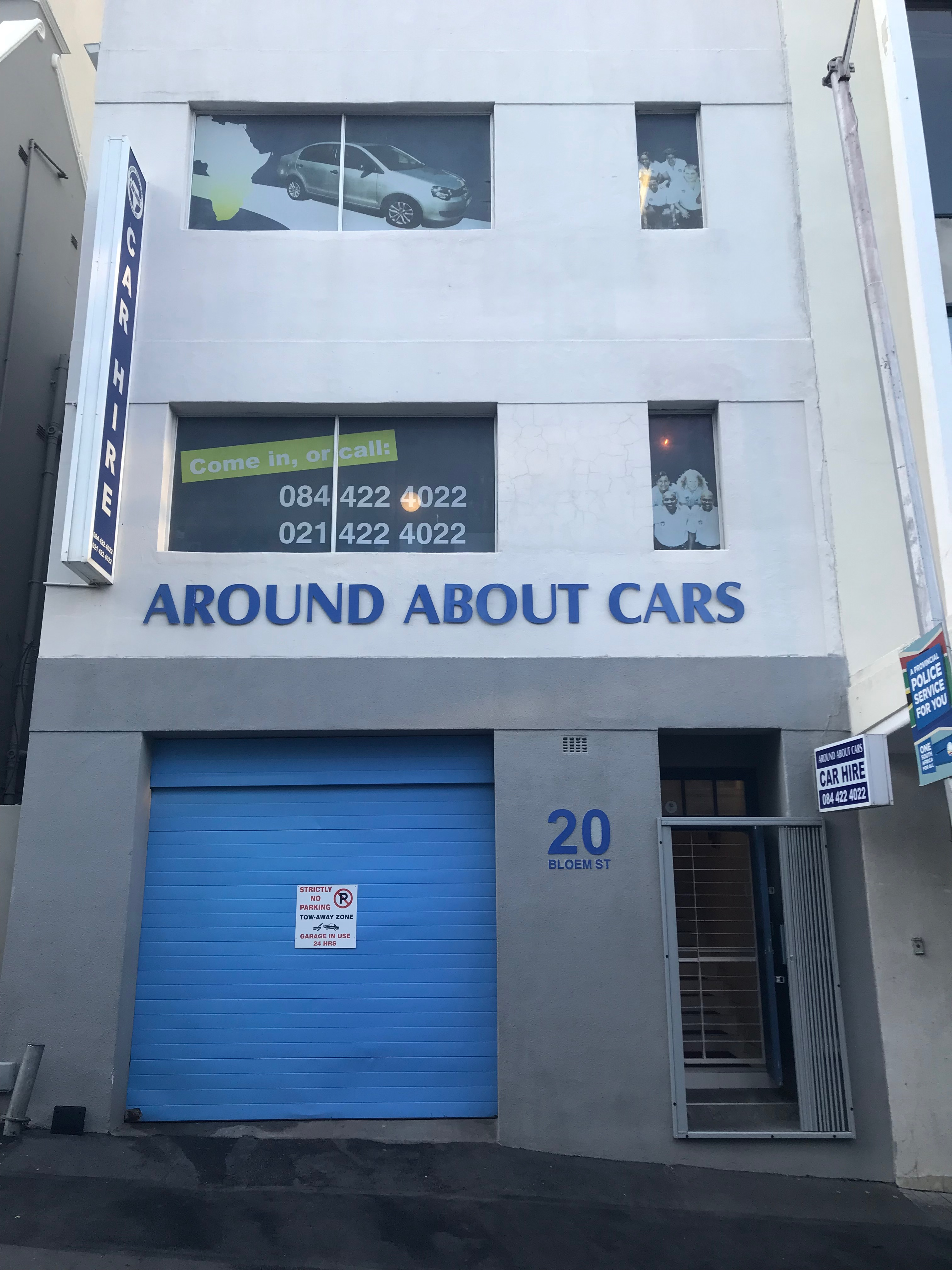around about cars