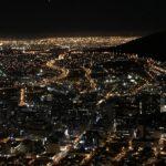 アフリカ縦断の自分へのご褒美にシグナルヒルからの夜景を見に行って来た