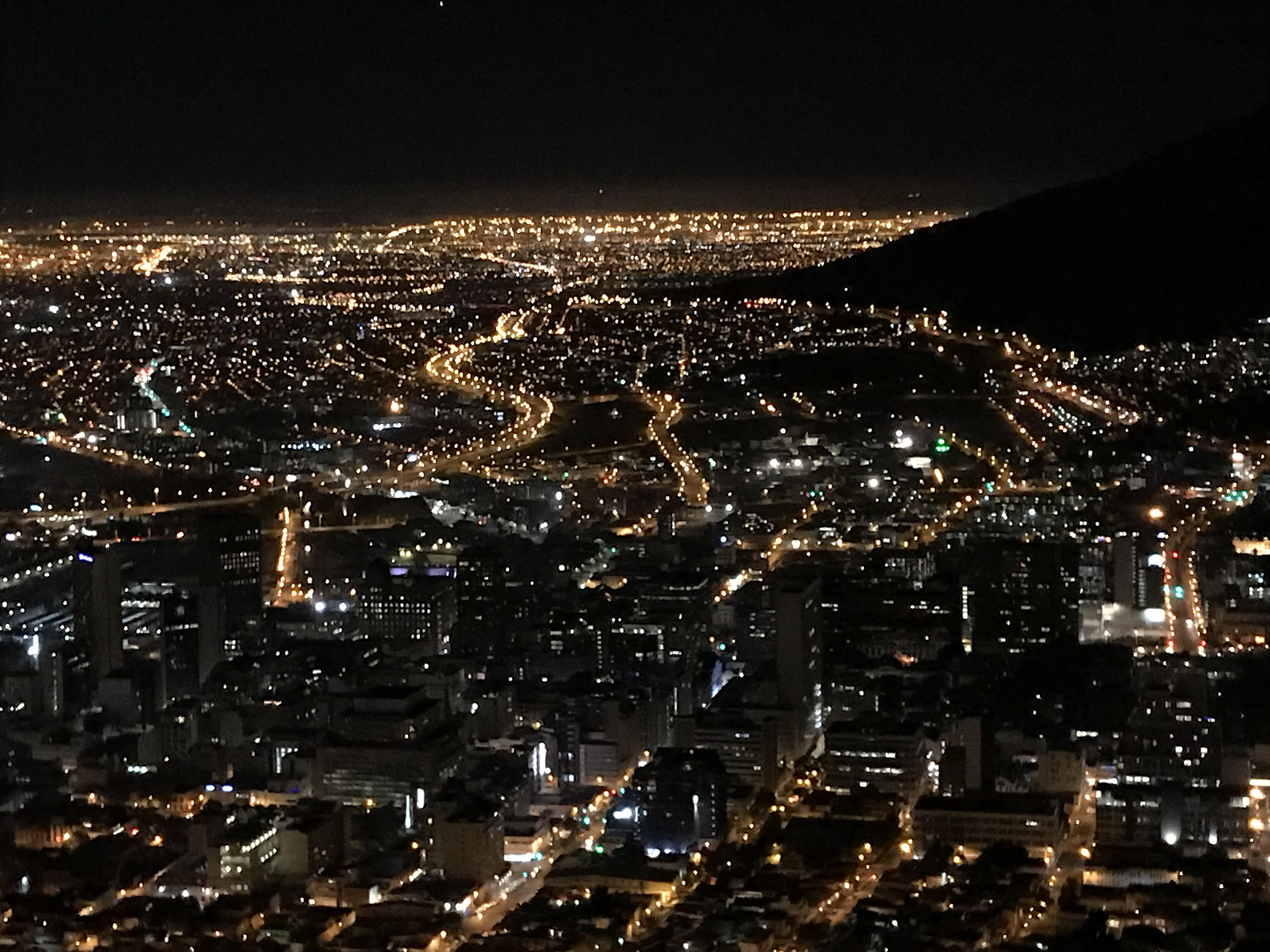 シグナルヒル夜景