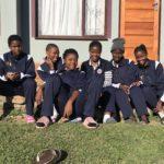 レソトから南アフリカのブルームフォンテインに移動