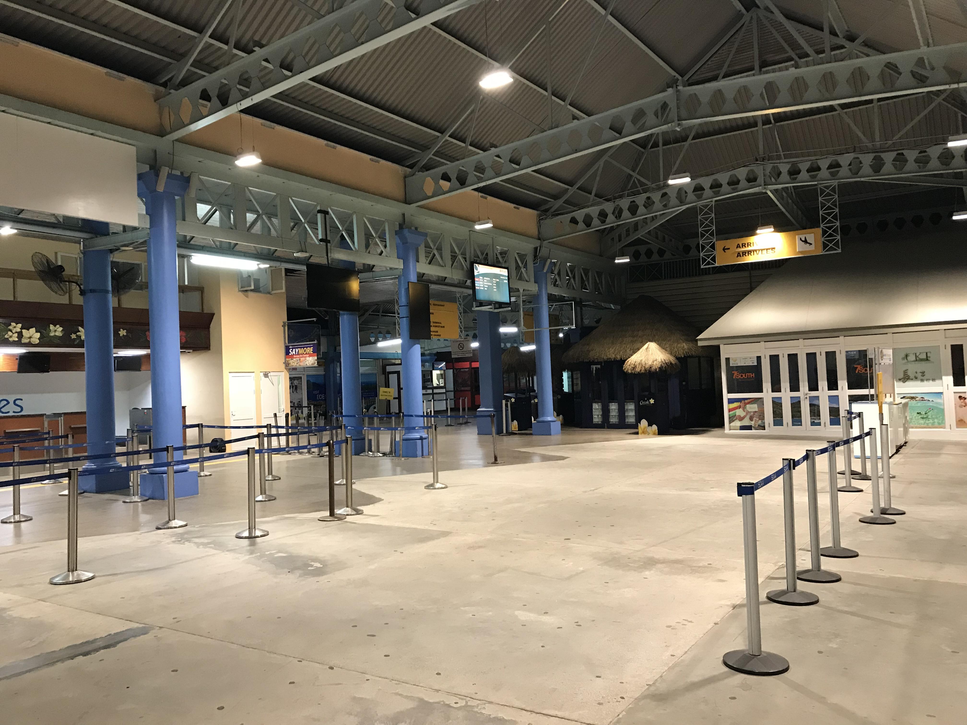 セイシェル国際空港