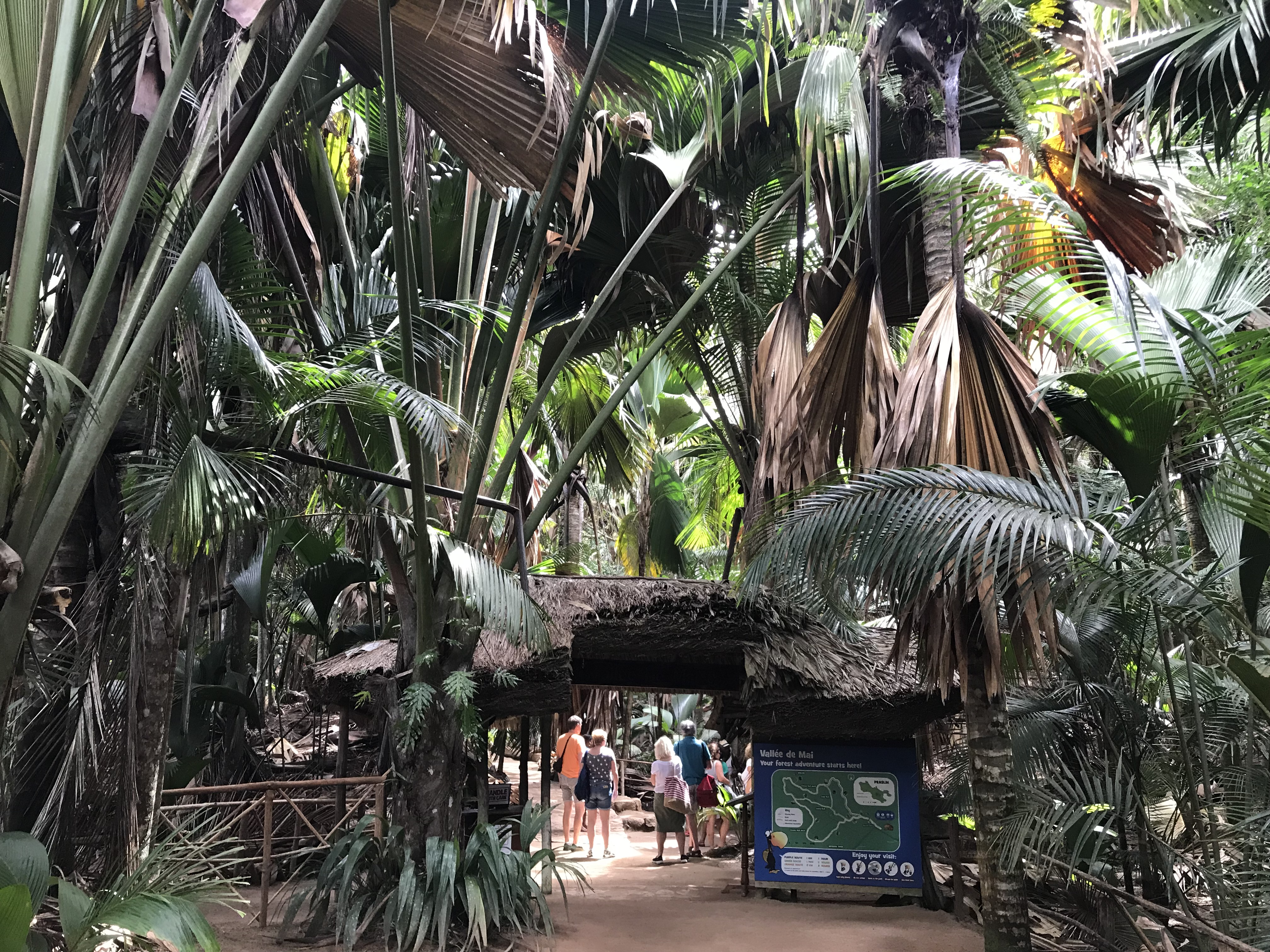 ヴァレ・ド・メ自然保護区