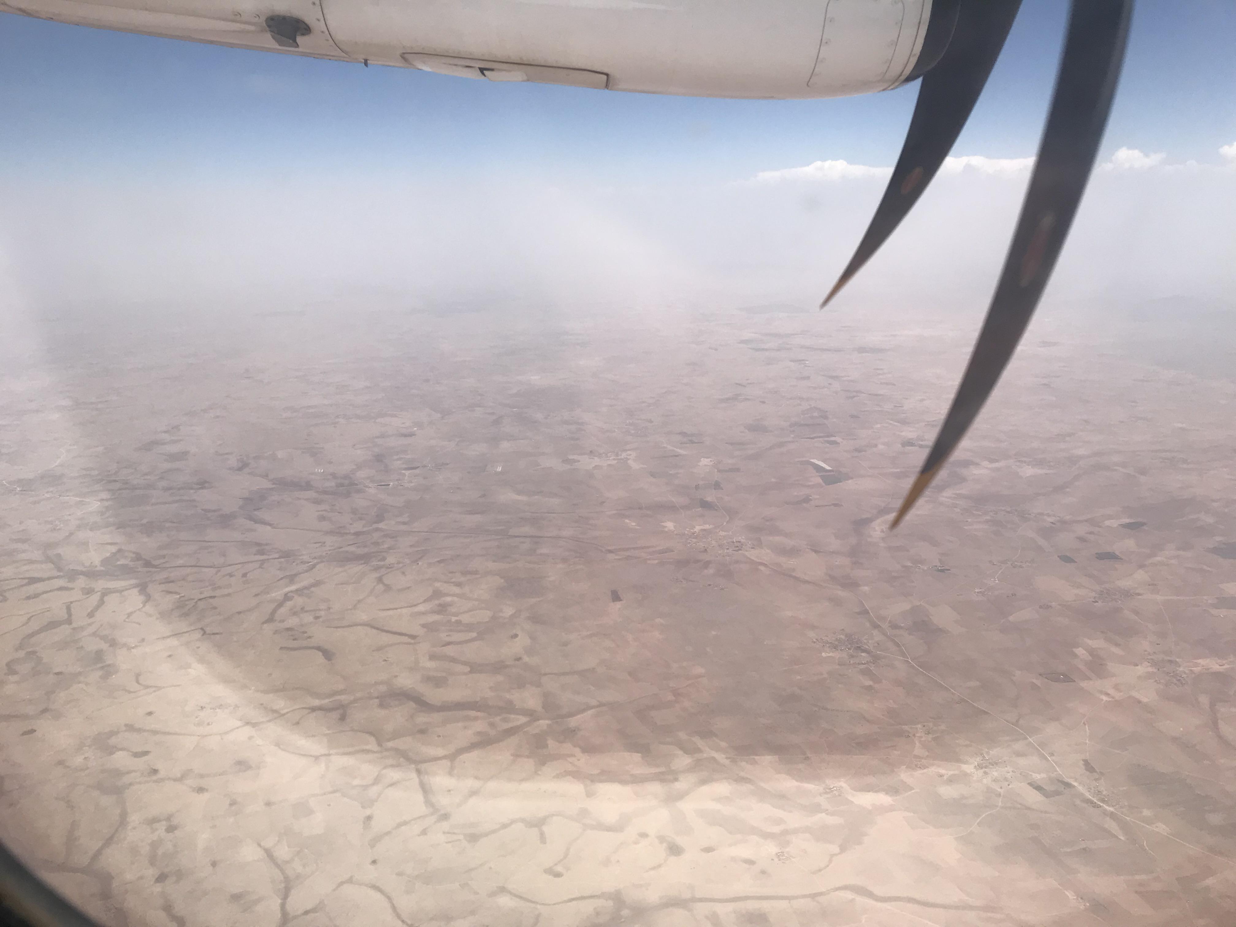 モロッコ空港