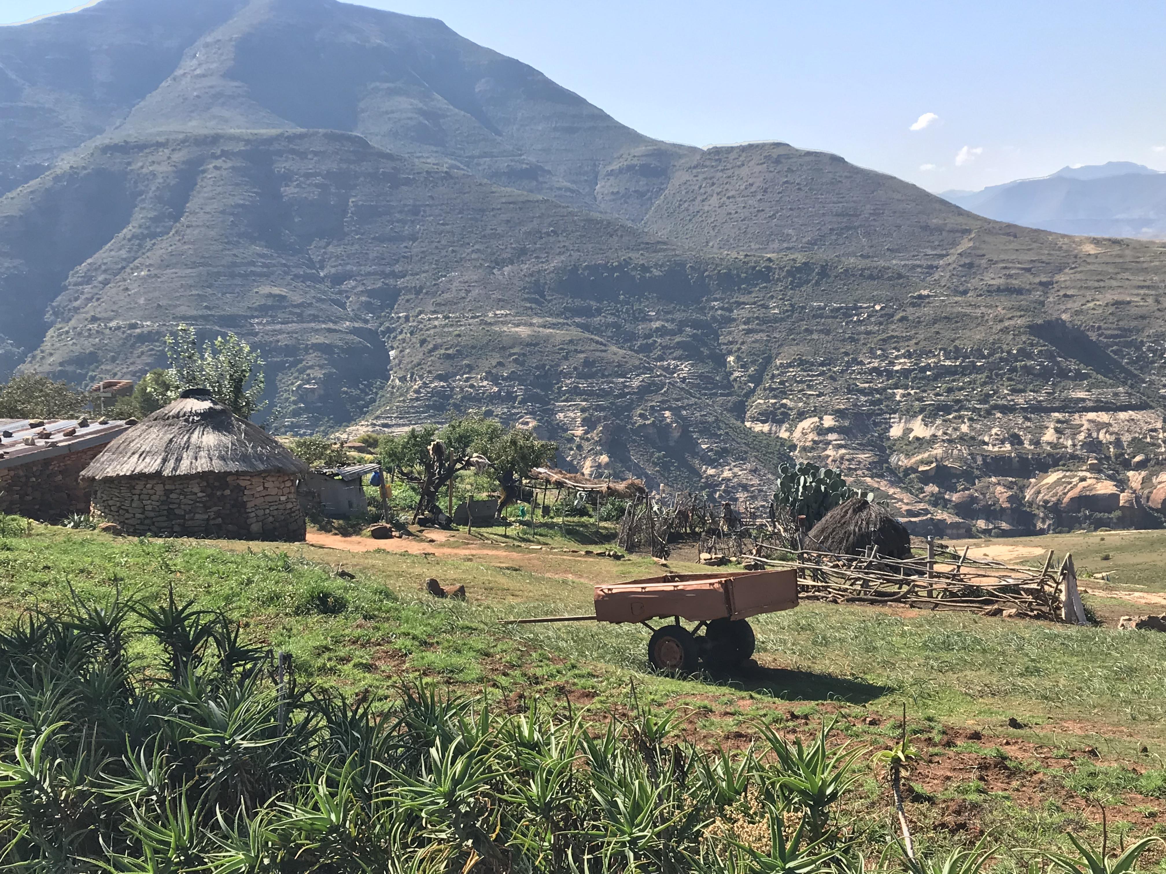 アフリカまとめレソト