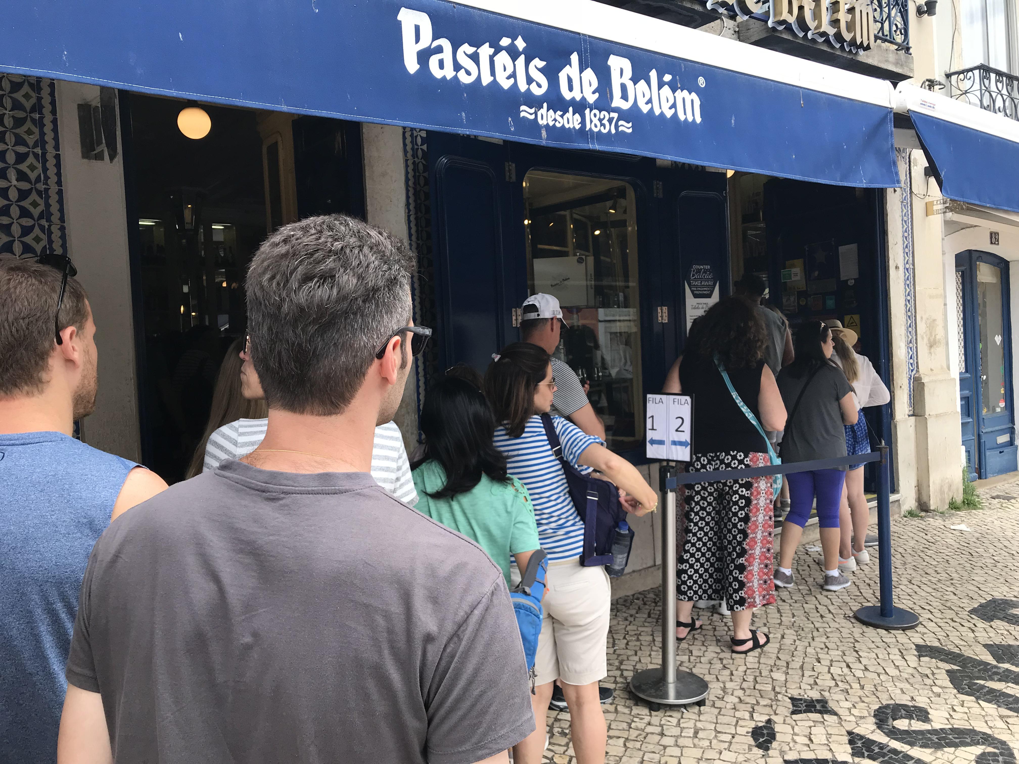 Pastéis de Belém(パステイシュ・デ・ベレン)