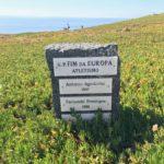 ユーラシア大陸の西の果てロカ岬