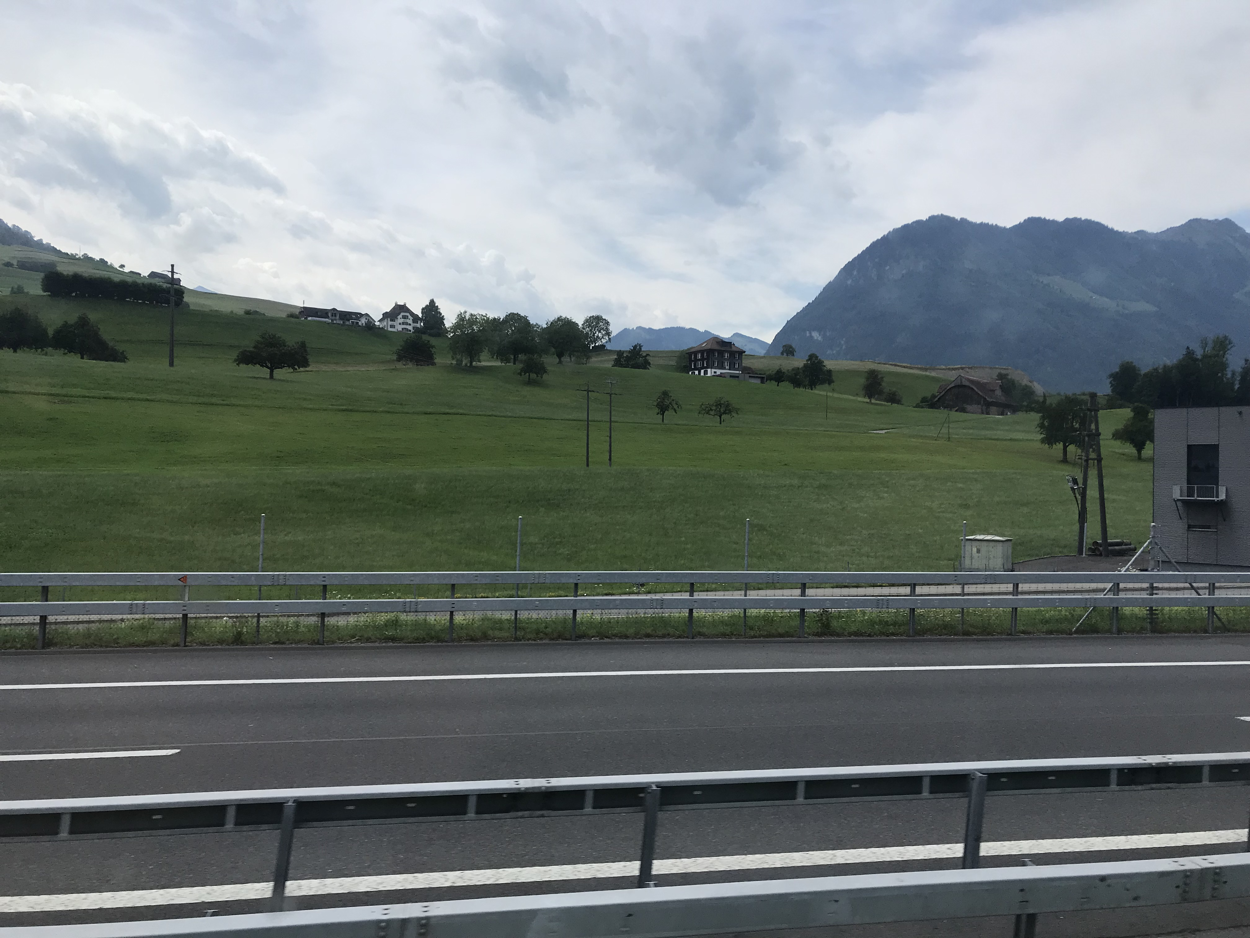トリノからベルン