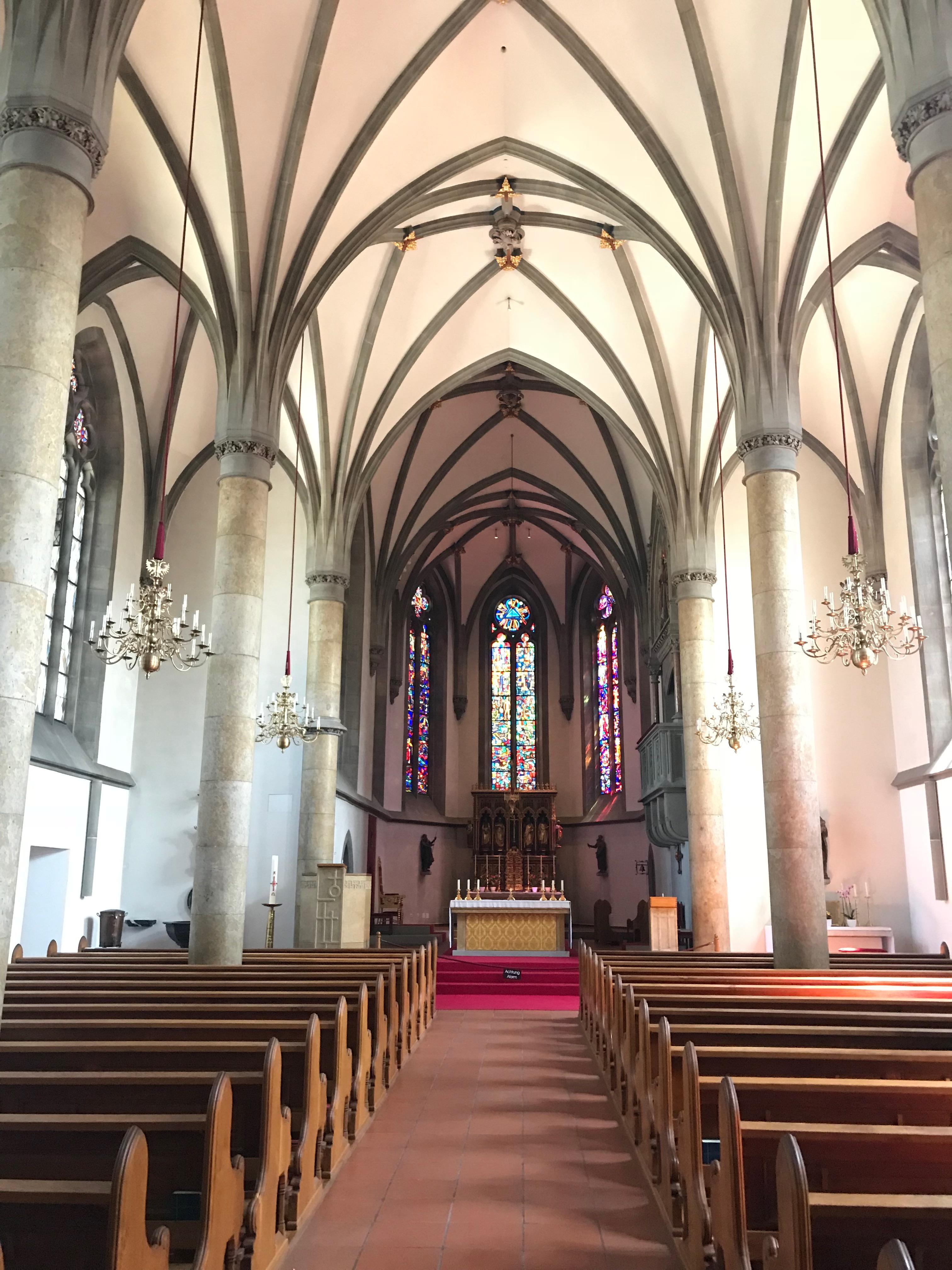 ファドゥーツ大聖堂