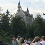 シンデレラ城のモデルになったノイシュヴァンシュタイン城に一人で歩いて行ってみた