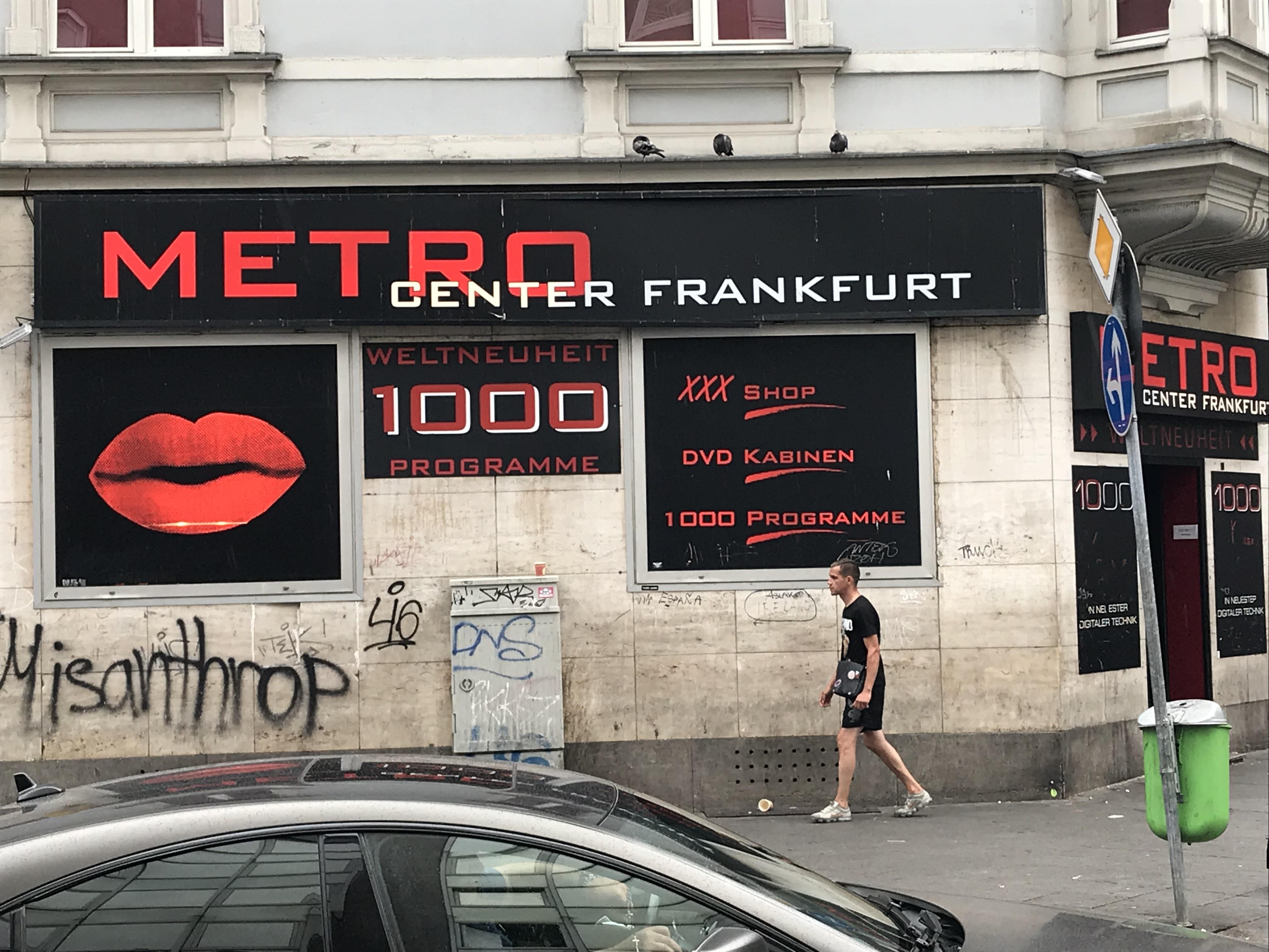フランクフルト風俗街