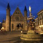 ドイツからオランダ第3の都市デン・ハーグに移動