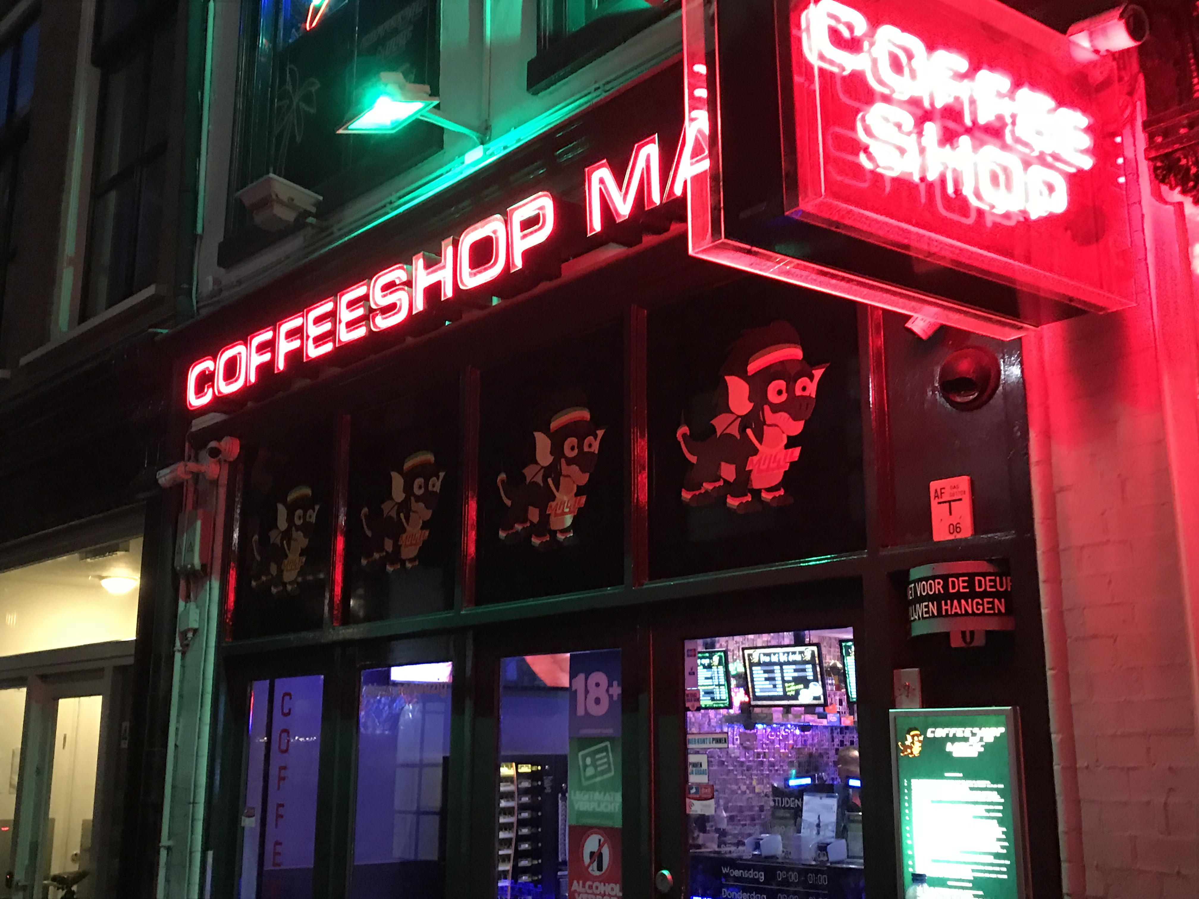 Magic Coffeeshop
