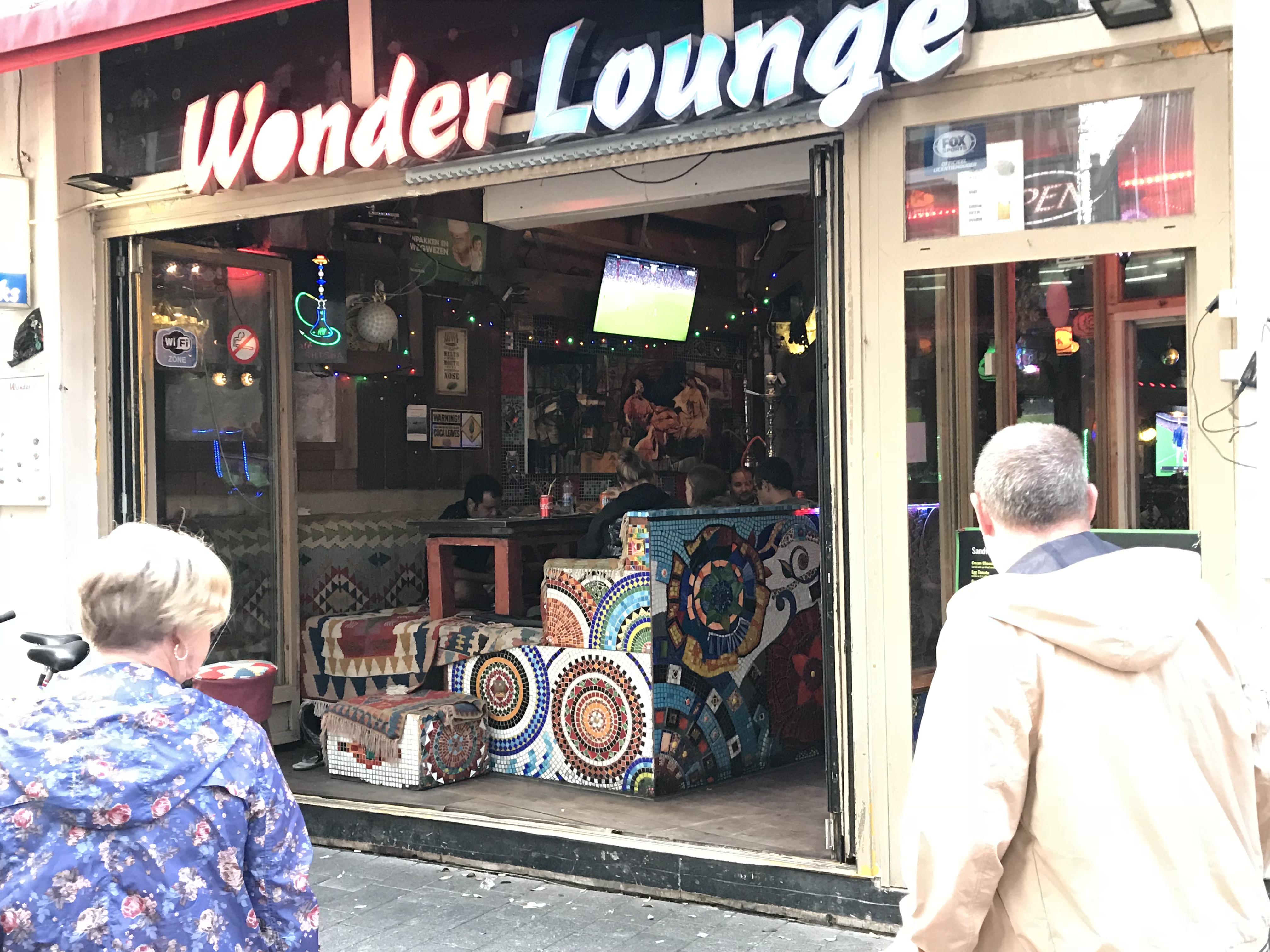 Wonder ber & Wonder Lounge