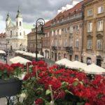 ポーランドのワルシャワを街歩きしてキューリ夫人の記念館に行って来た