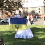 リヴィウで過ごすウクライナの独立記念日