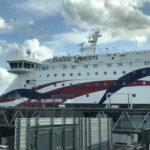 スウェーデンから豪華客船でバルト三国へ移動