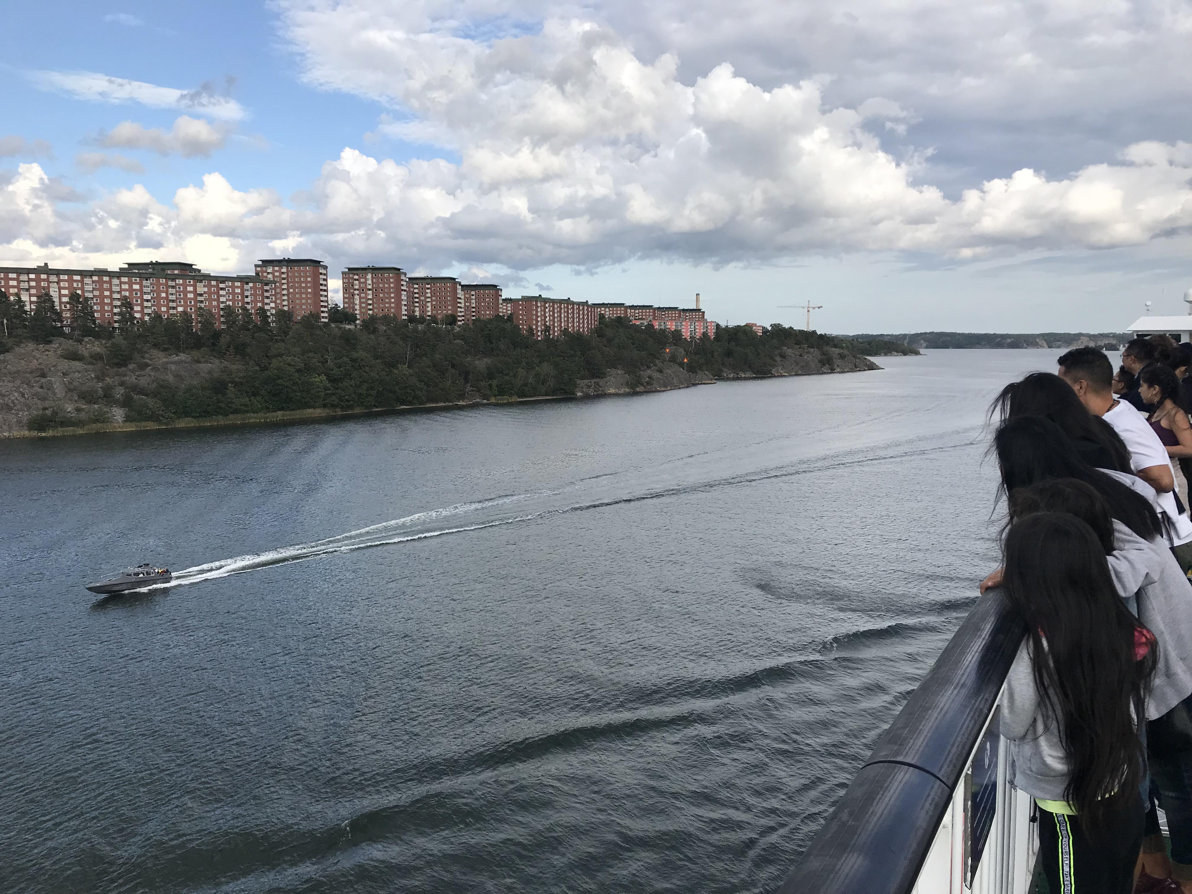Baltic Queen