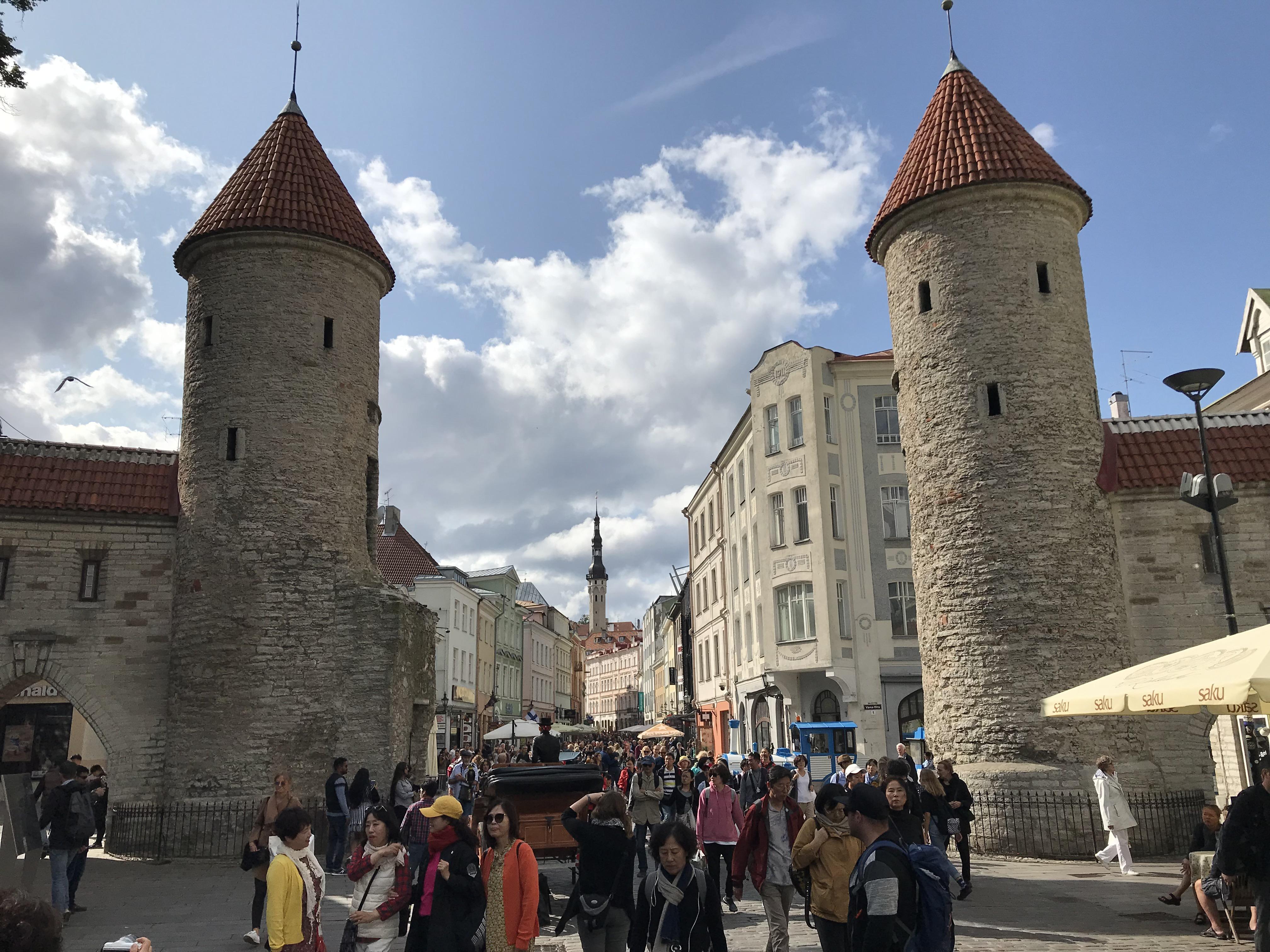 エストニア タリン