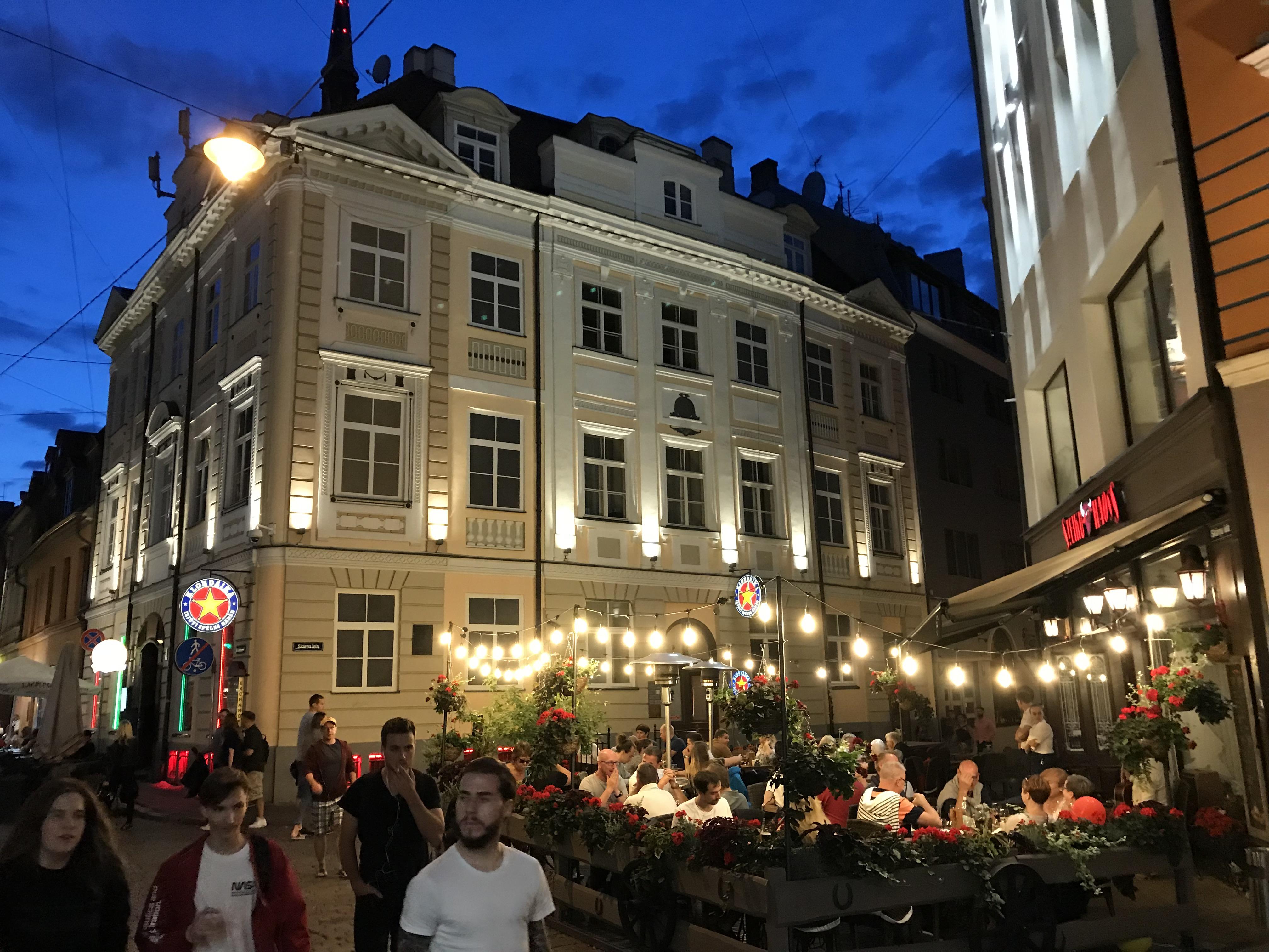 リガ旧市街