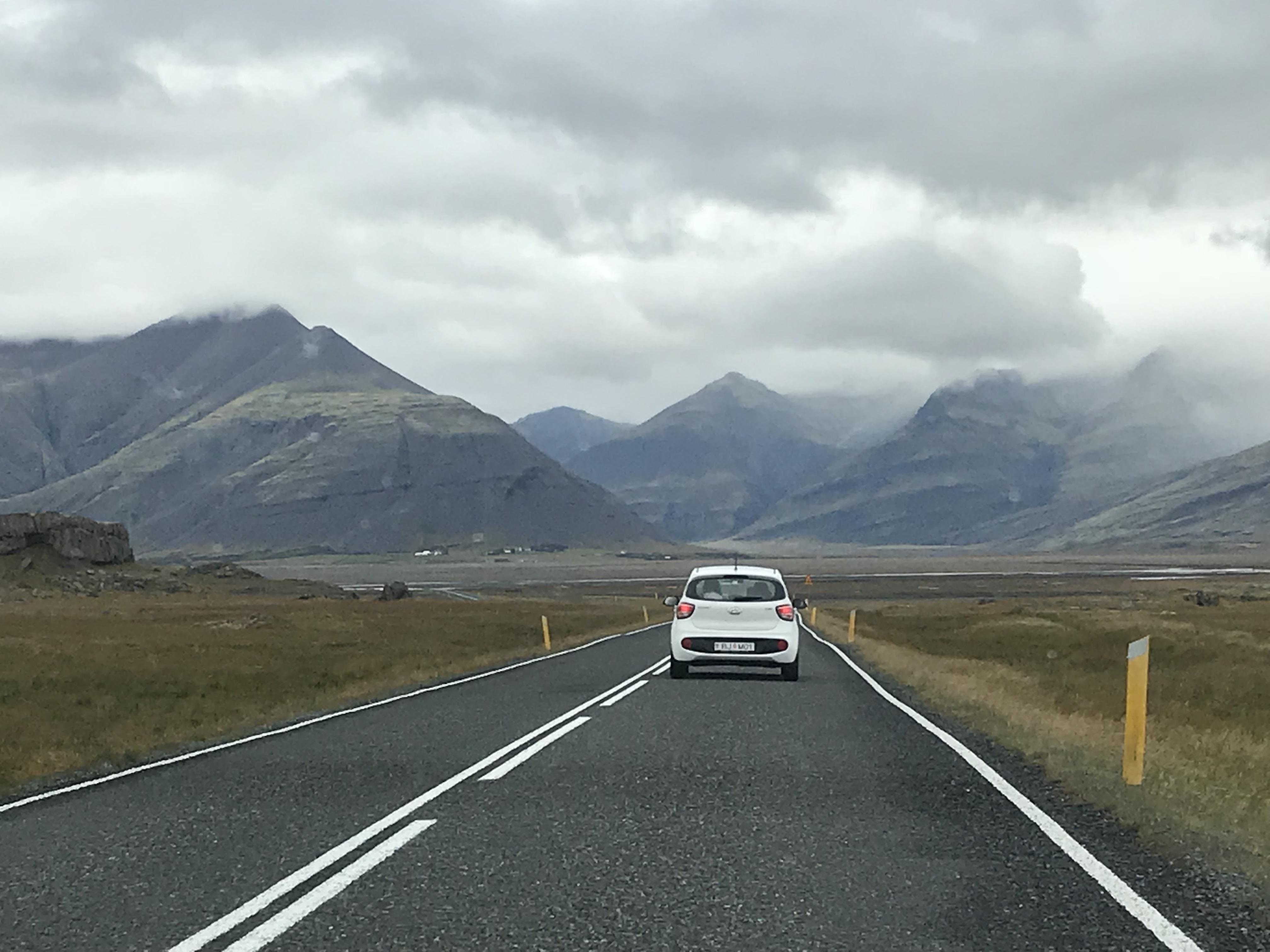 アイスランド ヘプン