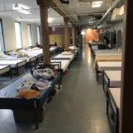 トロントのホームレス更生施設での生活の日々