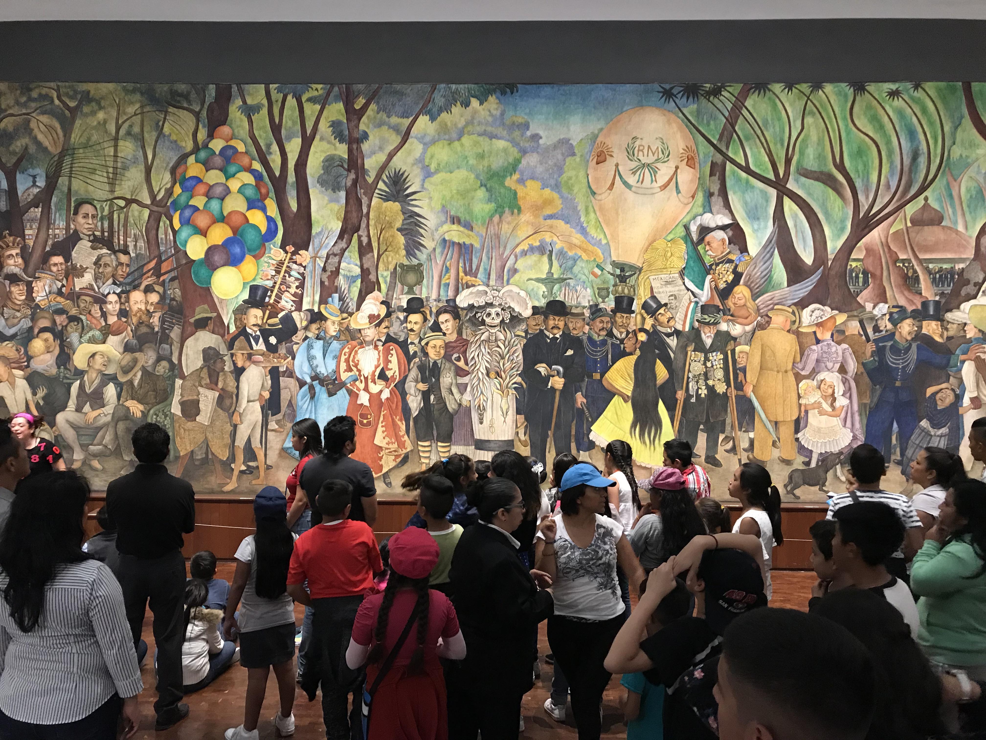 Diego Rivera Mural Museum