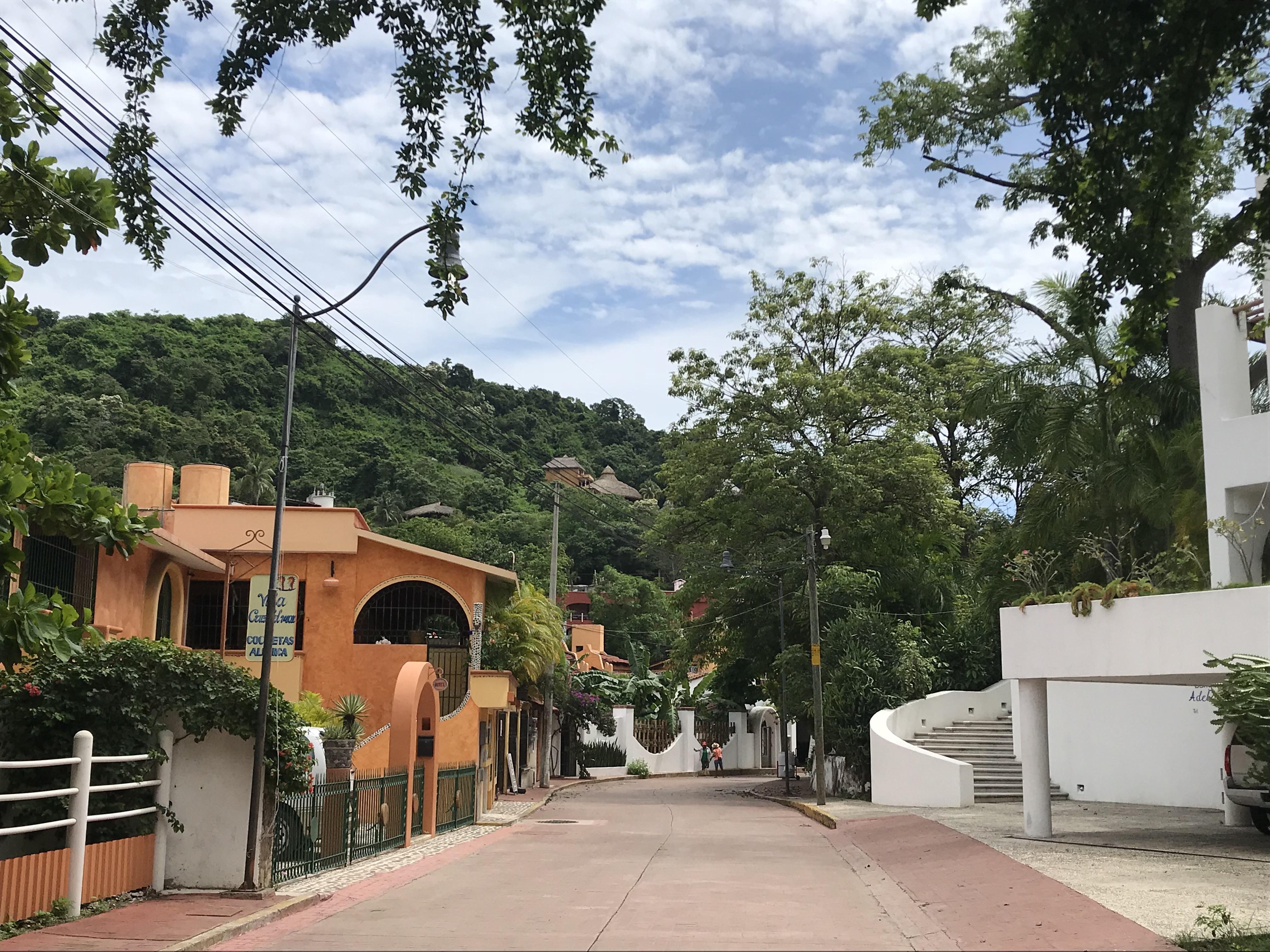 シワタネホ Zihuatanejo