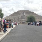 現在登れる世界一高いピラミッド、ティオティワカン遺跡