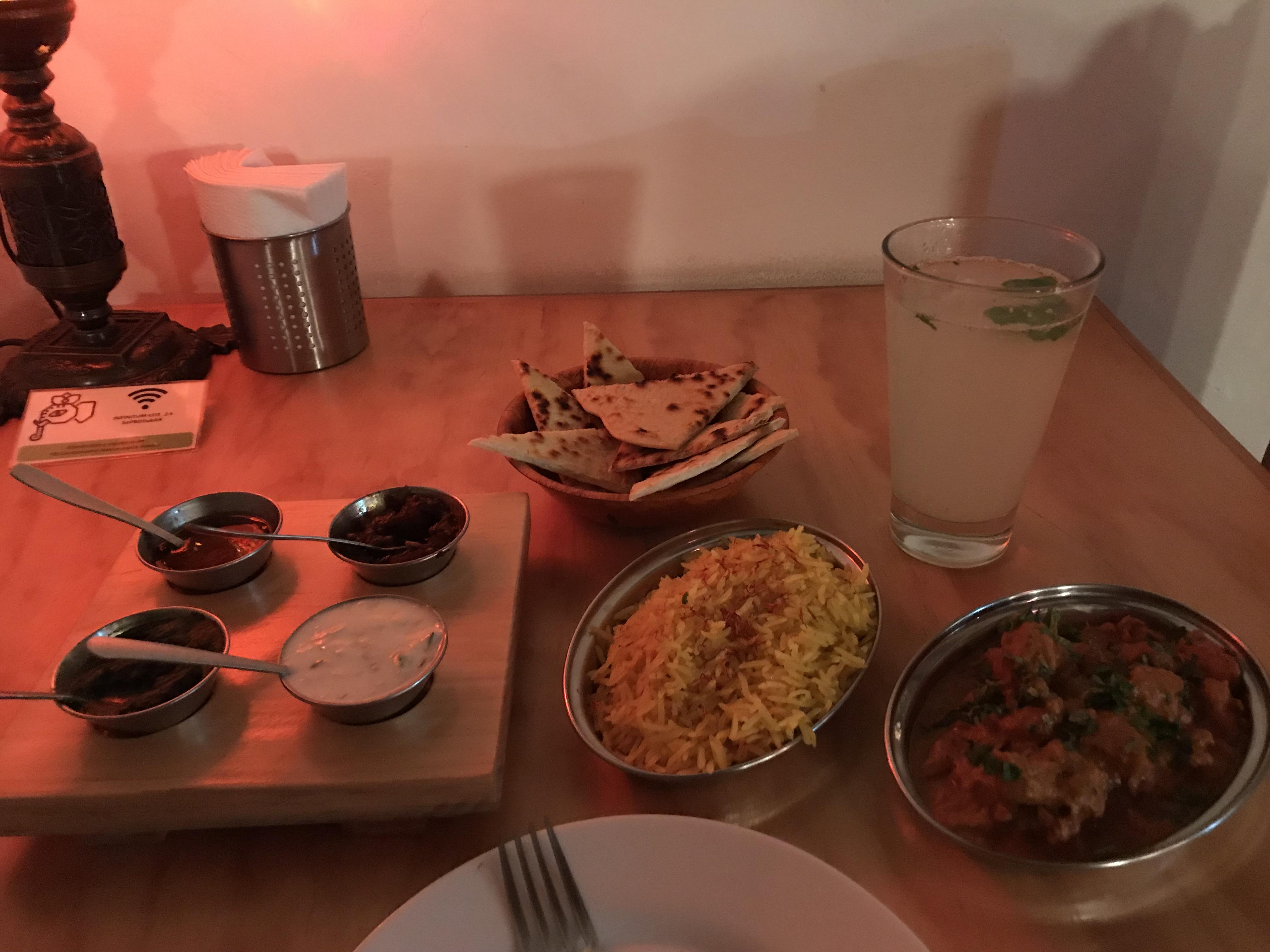 Cardamomo Cocina Hindu