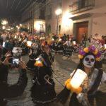 オアハカでメキシコ最大のお祭り「死者の日」に参加