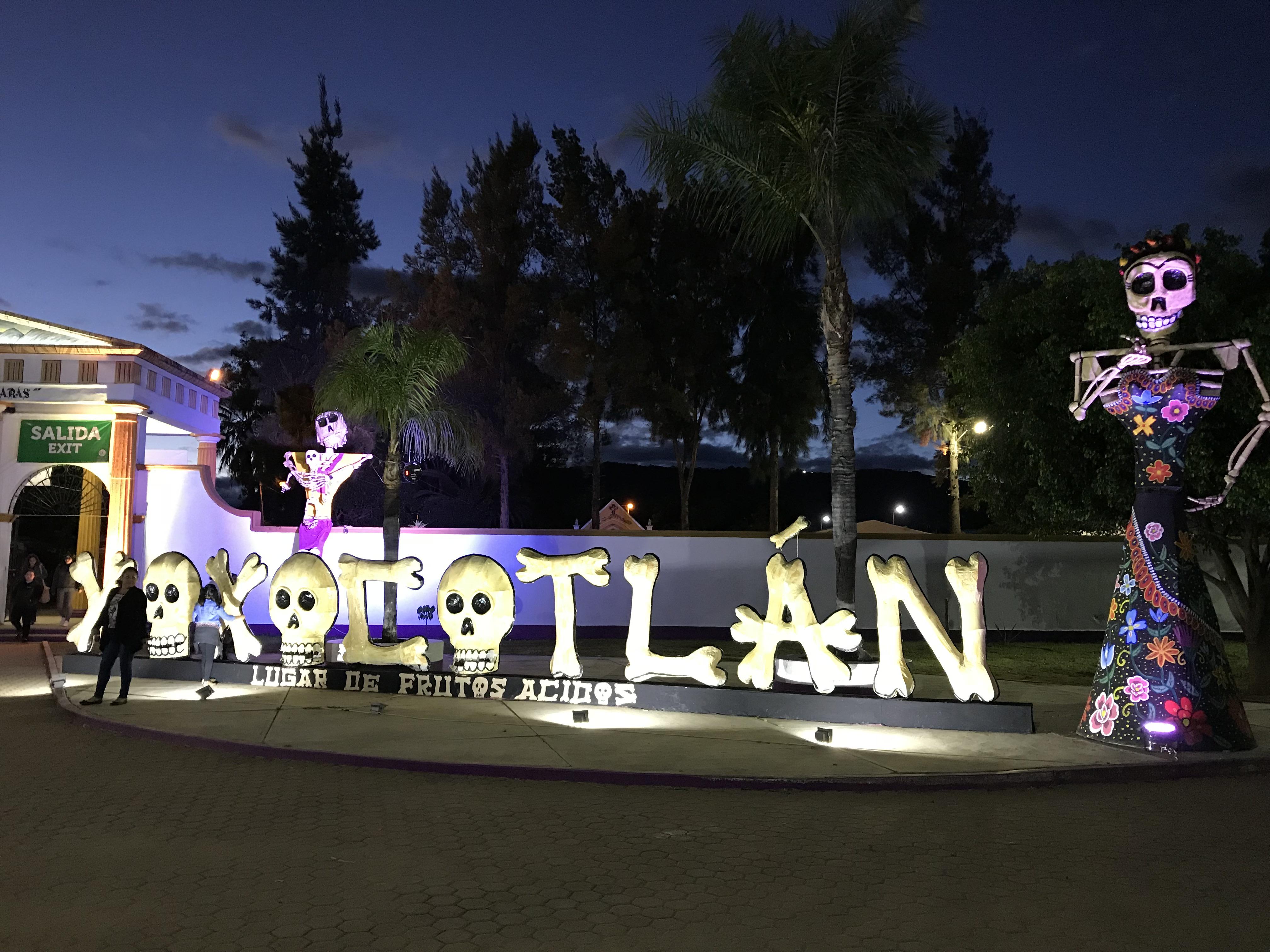 ソクソコトラン Xoxocotlán