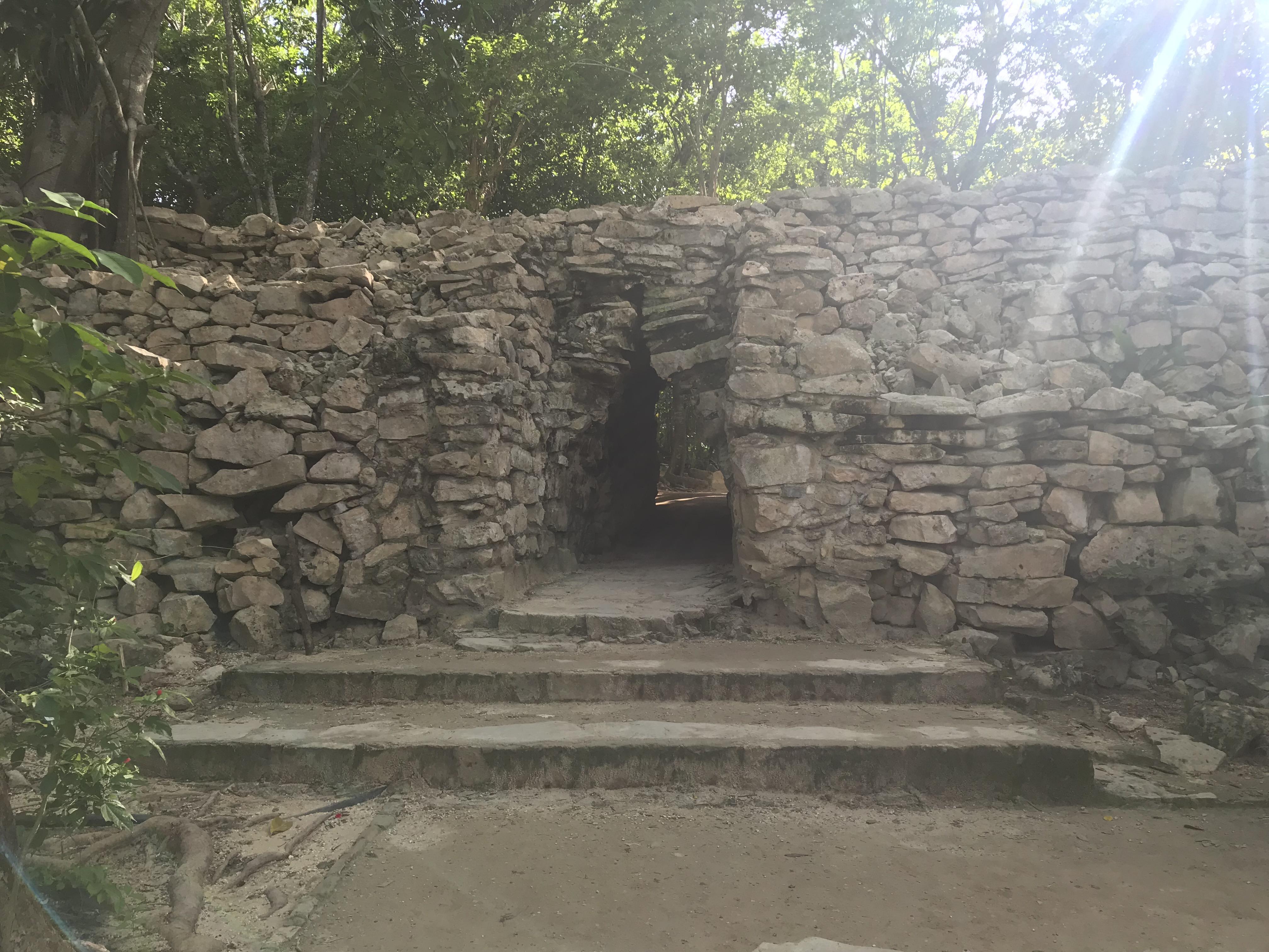 トゥルム遺跡
